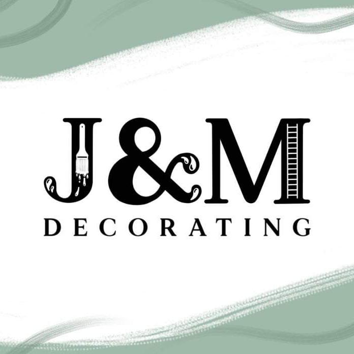 J&M Decorators logo