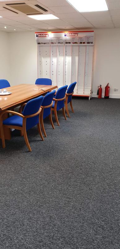 Image 9 - Edding uk carpet tile install