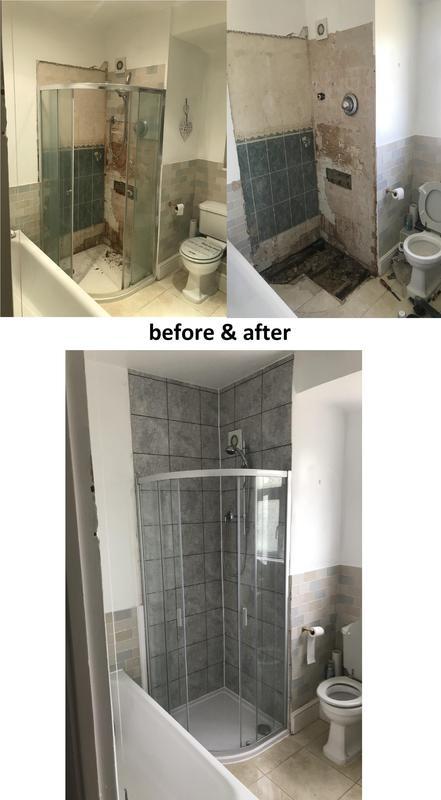 Image 48 - Bathroom Installation in West Wickham