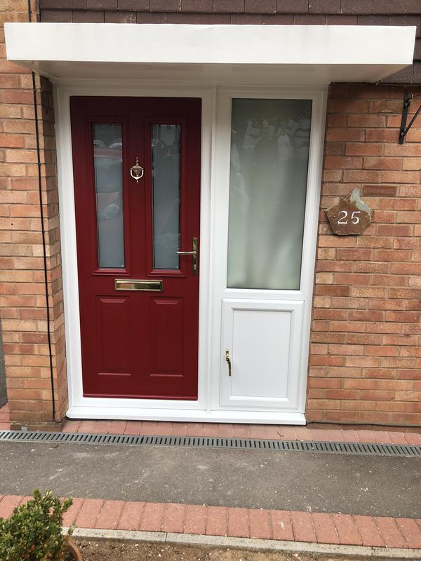 Image 24 - Red Solidor & Side Panel with Meter Cupboard, Loughborough, Leicestershire