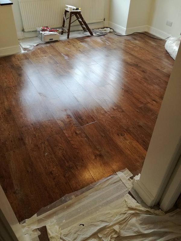Image 15 - New flooring laid 2017