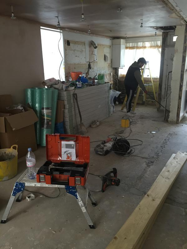Image 18 - Property Refurb Open Plan 1