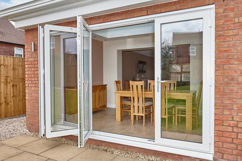 Image 29 - Bi folding doors
