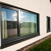 Image 15 - Tilt & Turn window in Anthracite Grey