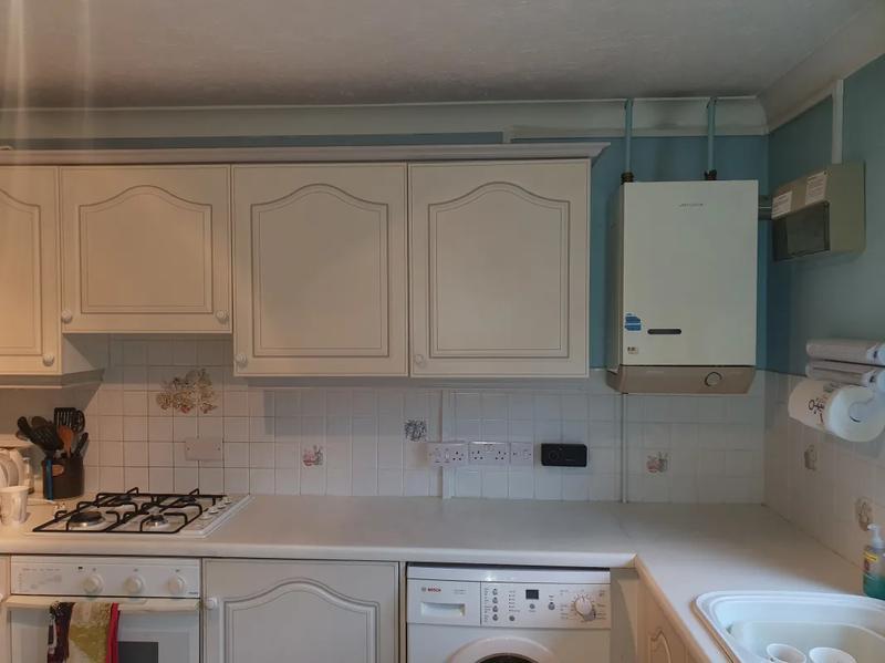 Image 6 - Kitchen Cooker Switch Installation