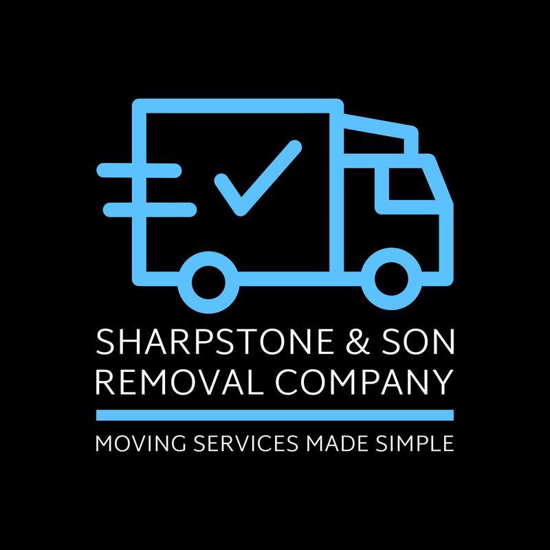 Sharpstone & Son Removal Company logo