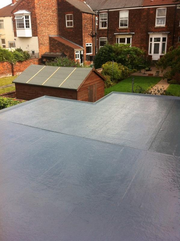 Image 24 - New Flat Roof (after)