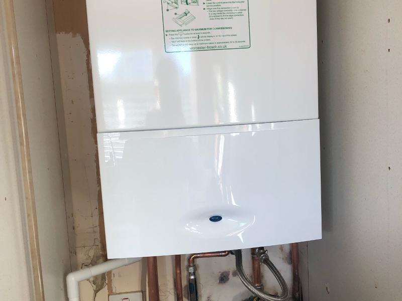 Image 14 - Replacement Combi boiler