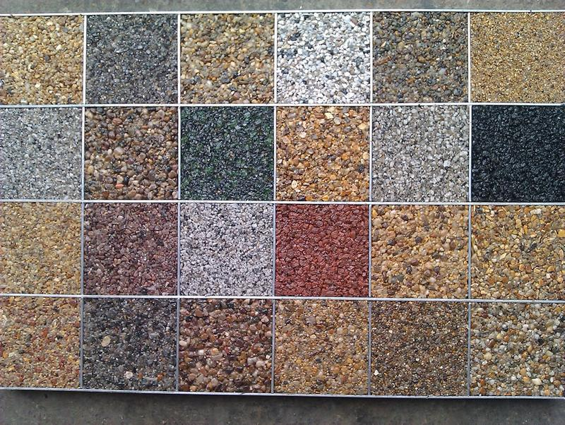 Image 114 - Resin bound colours