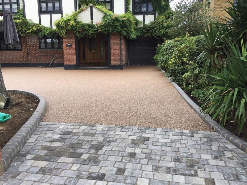 Image 3 - Resin Driveway & Granite Setts