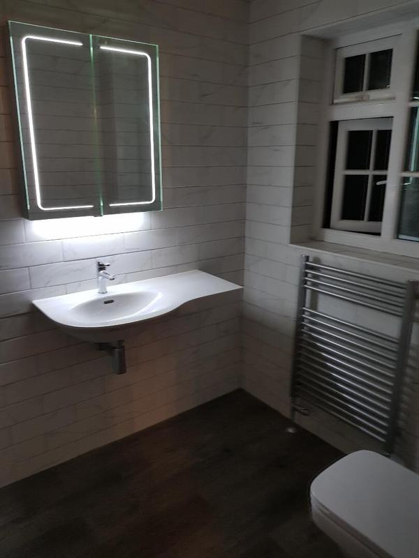 Image 25 - New lovely bathroom in Hemel Hempstead