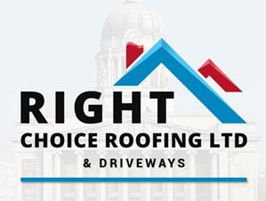 Right Choice Roofing And Driveways Ltd T/A Right Choice Roofing logo