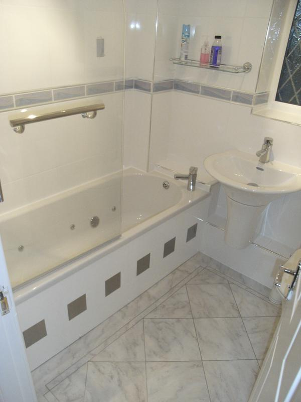 Image 32 - Full Bathroom Installation