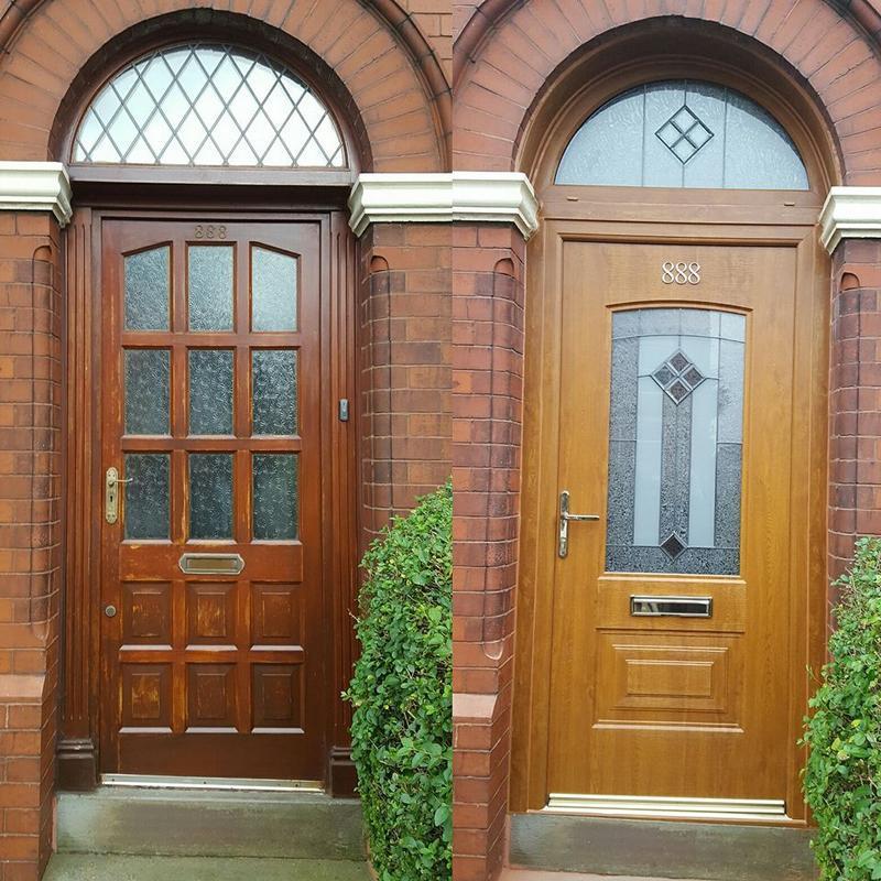 Kingfisher Exteriors Limited Door Installers In Oldham