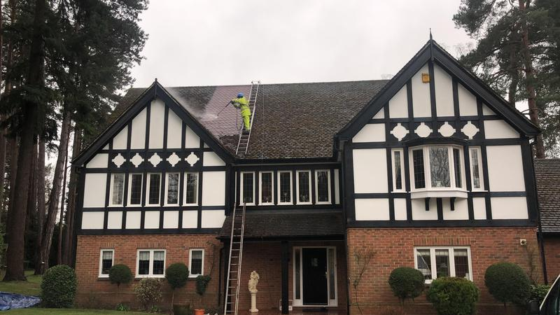 Image 18 - Specialised in roof clean and roof coating