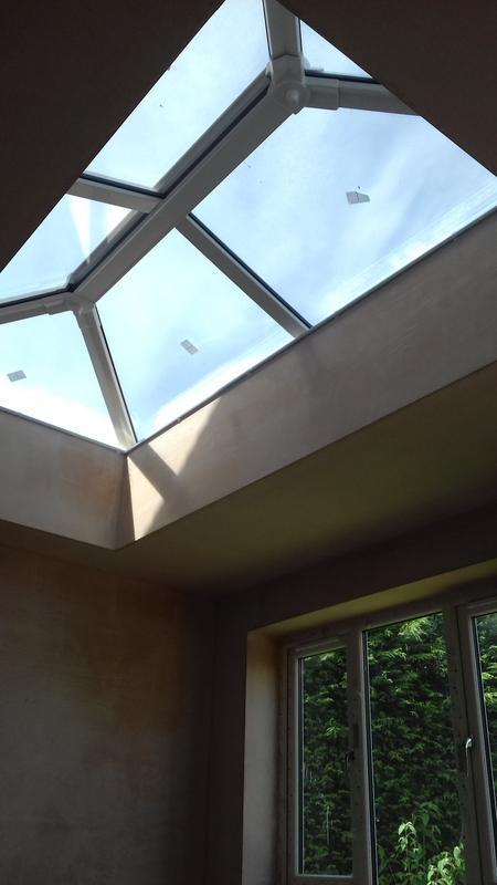 Image 15 - Internal view of roof lantern.