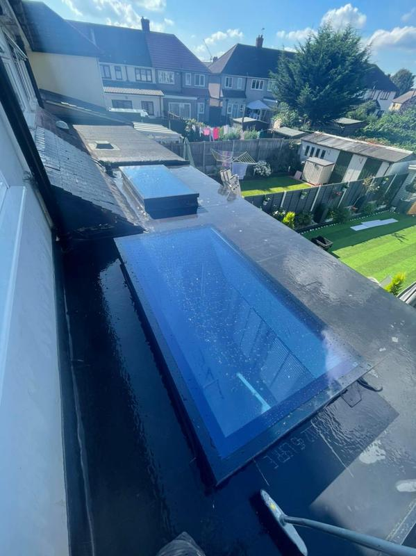 Image 38 - sky light roof