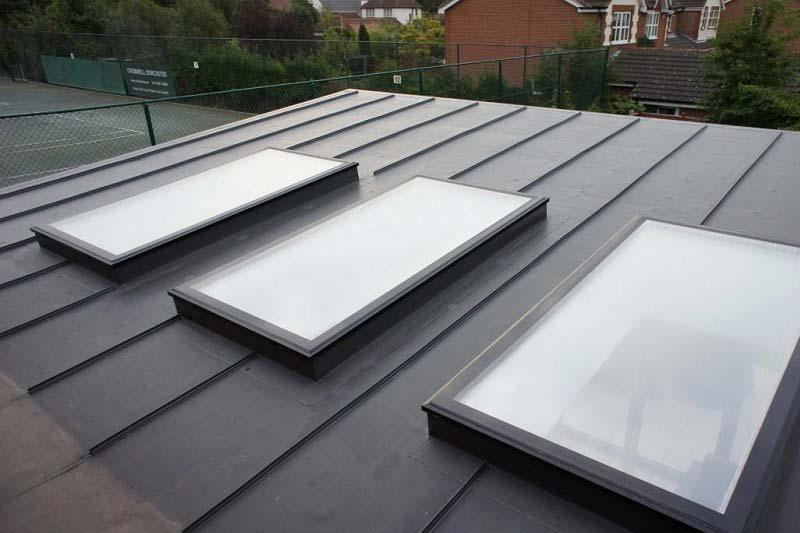 Image 7 - Flat roof lights