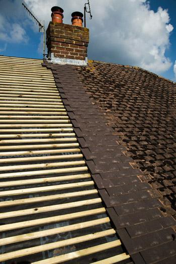 Image 9 - We offer a full range of tiled roofing services, from simple repairs to full replacements on any property of any age.