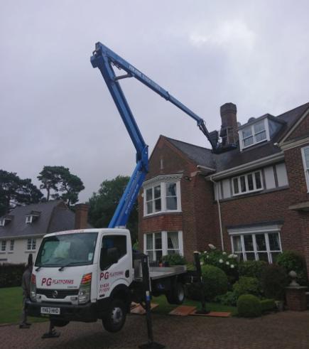 Image 20 - Roof repairs