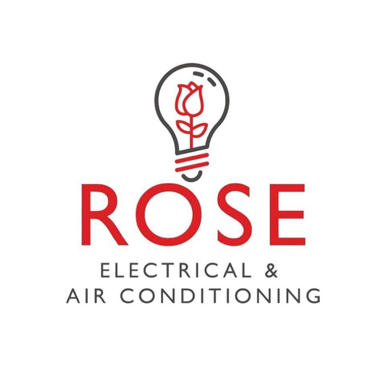 Rose Electrical and Air Conditioning logo