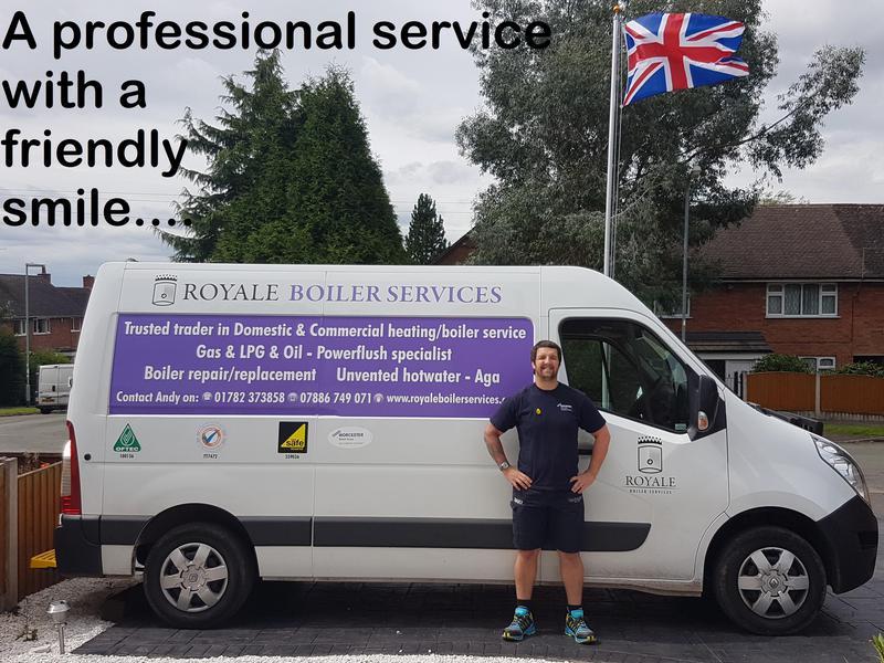 Royale Boiler Services logo
