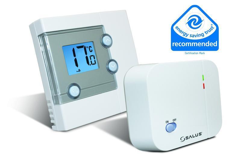 Image 65 - Salus Wireless RT500 Room Thermostat