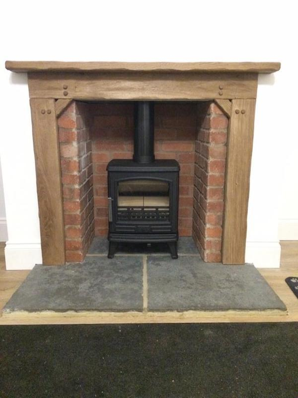Image 5 - We are over the moon with the work Complete Stoves has completed today , from a dilapidated fire place full of rubble to a five star fire place we can be proud of , the workmanship and finish is first class and I can't recommend them highly enough , thanks again.