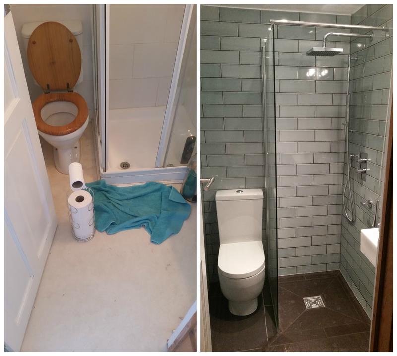 Image 32 - Wet room style shower room
