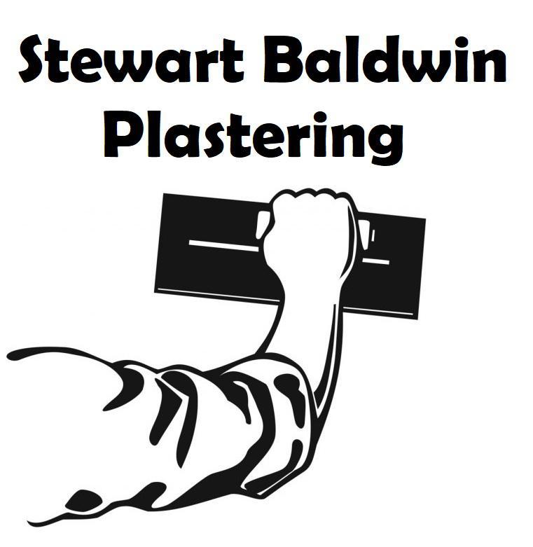 Stewart Baldwin Plastering logo