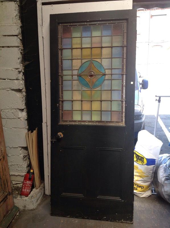 Image 4 - Victorian door festoration project