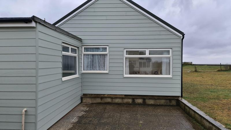 Image 1 - S1 builders norfolk cladding to two bungalows in heacham