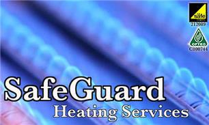 Safeguard Heating Services logo