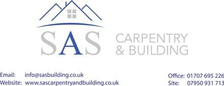 SAS Carpentry logo