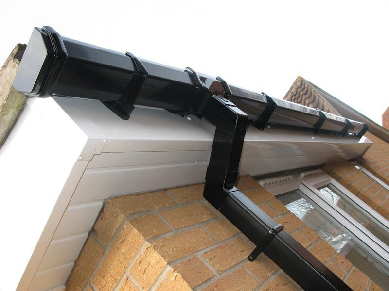 Image 2 - Fascia soffits & gutter replacement in Loughborough