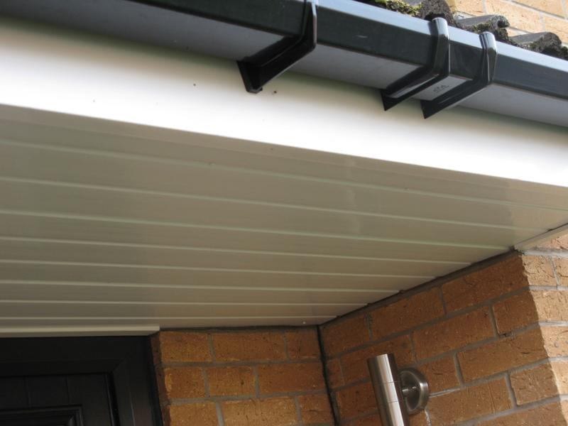 Image 3 - Fascia soffits & gutter replacement in Loughborough