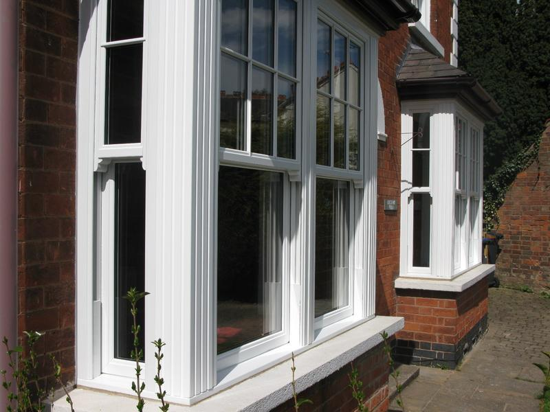 Image 20 - Full UPVC sash windows in Burbage