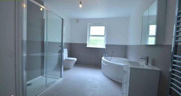 Image 62 - Bathroom tiling & plumbing