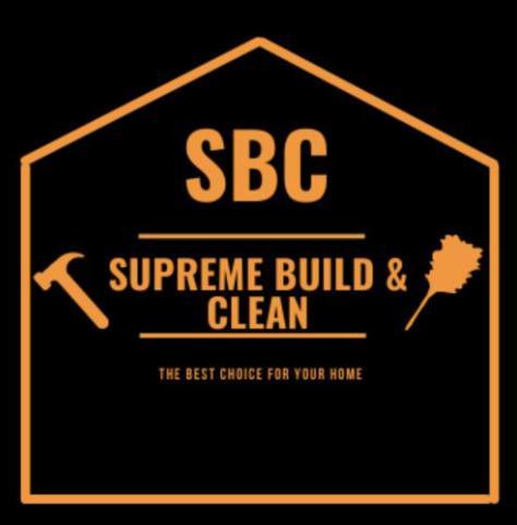 Supreme Build & Clean logo