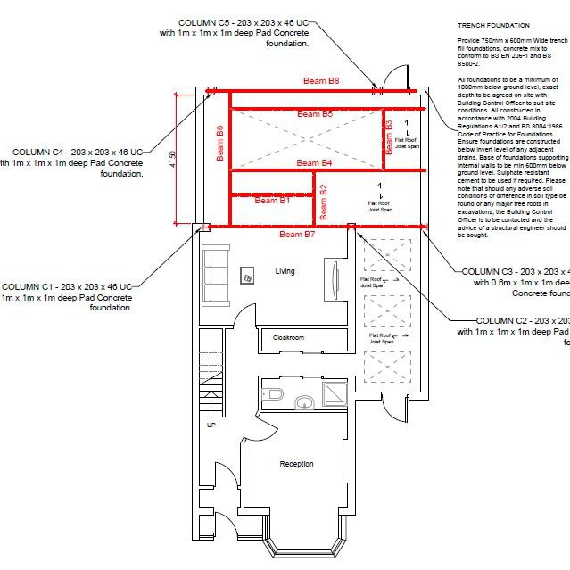 Image 5 - Structural Layout