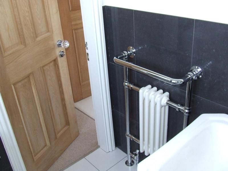 Image 13 - Full bathroom installation as part of a loft conversion Mr & Mrs Scullion Hale