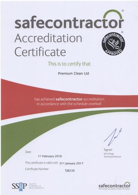 Image 18 - Sefacontractor Certificate
