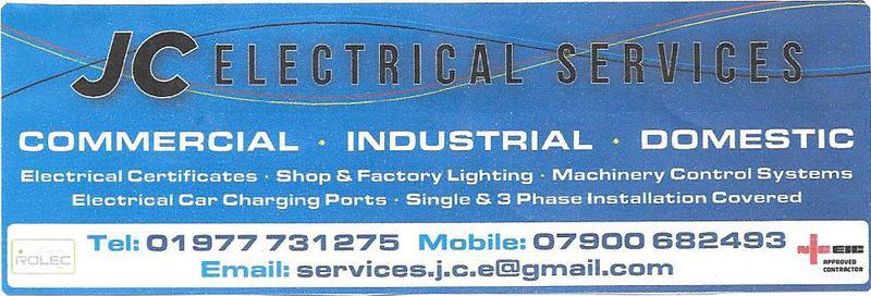 JC Electrical Services logo