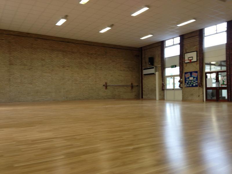 Image 1 - Engineered wood in school