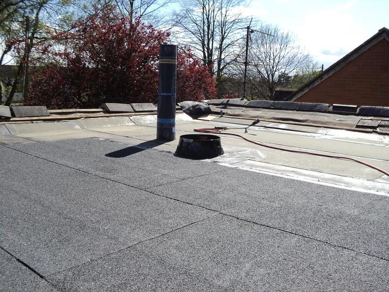 Image 8 - Flat roofing