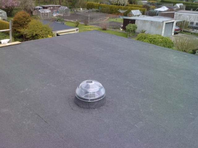 Image 7 - Flat Roof Torch on membrane system