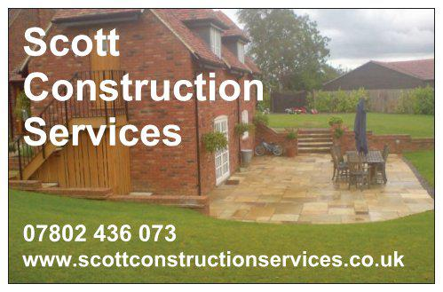 Scott Construction Services logo