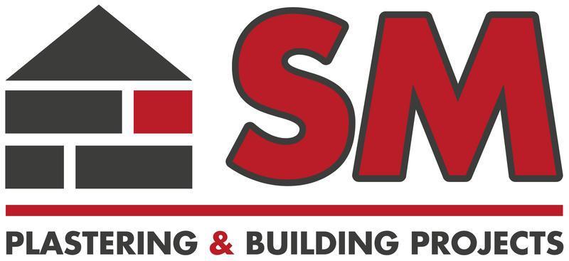 SM Plastering & Building logo