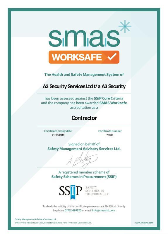 Image 7 - Our SMAS Accreditation