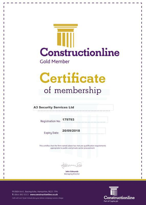 Image 8 - Our Construction Line Accreditation